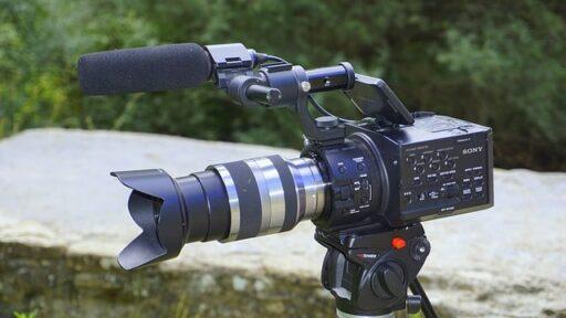 Cinematographer camera
