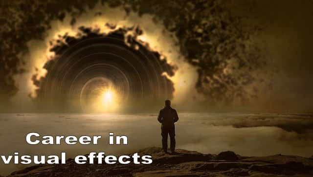 visual effects career