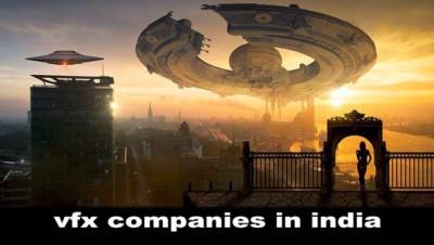 vfx companies in india