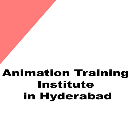 Animation training institute in hyderabad
