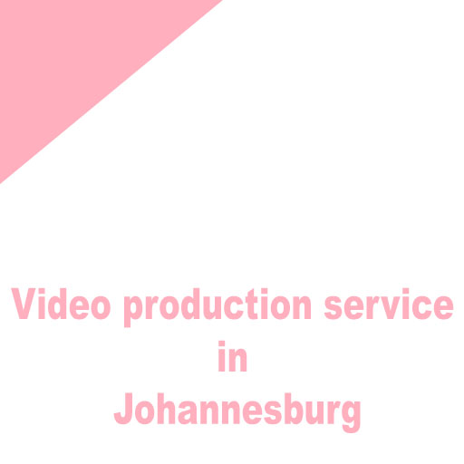 Video production service in Johannesburg